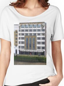 London Deco: Hays Wharf/St Olaf House 1 Women's Relaxed Fit T-Shirt