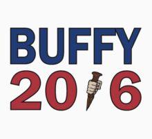 Buffy 2016 by kayllisti