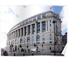 London Deco: Unilever House 1 Poster