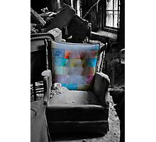"""Layered Chair""  Photographic Print"