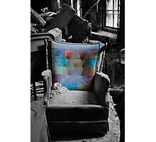 """Layered Chair""  Photographic Print"