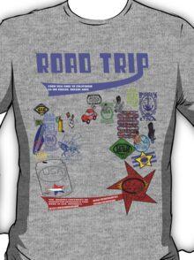 usa portland logo tshirt by rogers bros T-Shirt