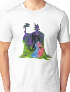 Once Upon a Dream - Splash Dress Unisex T-Shirt