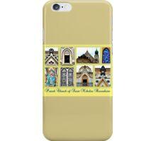 Parish Church Saint Nikolas Rosenheim iPhone Case/Skin