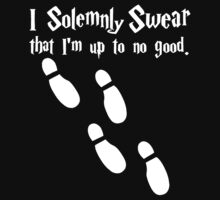 i solemnly swear Kids Clothes