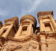 Petra monastery by Milonk