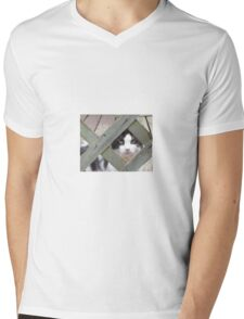 I'm Looking at You! Mens V-Neck T-Shirt
