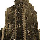 Castle of St John, Stranraer, Scotland by sarnia2