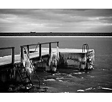 frozen VII Photographic Print