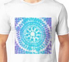 Fish Scale Mandala (spray paint) Unisex T-Shirt