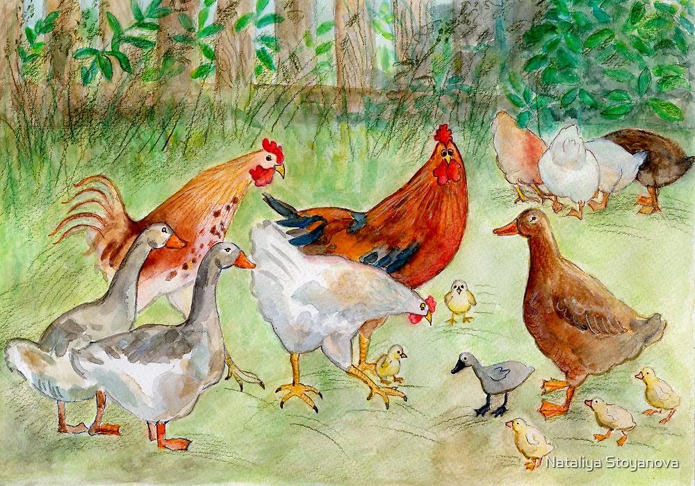 """""""The Ugly Ducking """" by Nataliya Stoyanova"""