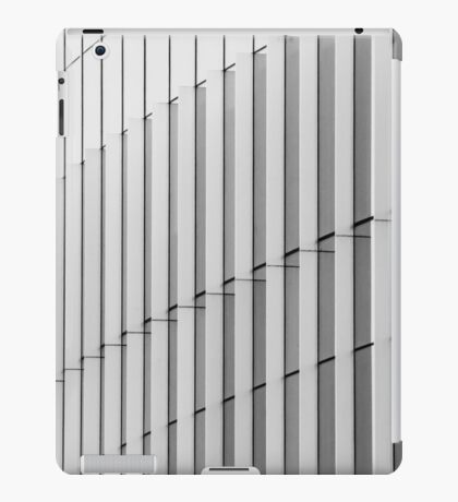 Architecture Detail Black and White iPad Case/Skin