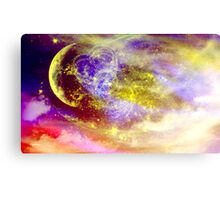 Ribbon In the Sky Canvas Print