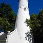 Key West Lighthouse by John Schneider