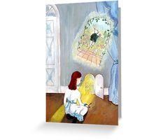 """Alice's Adventures in Wonderland"" Lewis Carroll Greeting Card"