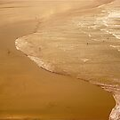 Day Tripping 6, Saunton Sands by Mike  Waldron