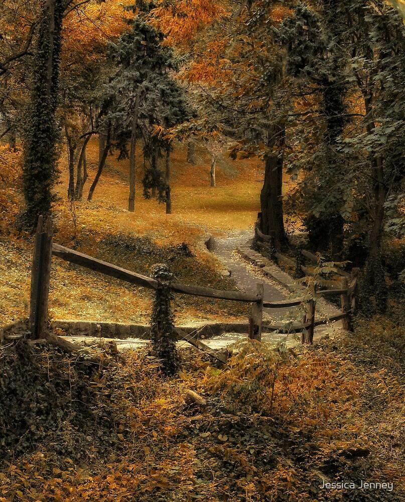 Copper Field by Jessica Jenney