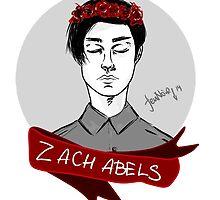 Zach Abels Phone Case by jennnoir