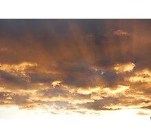 """Big Sky Country""- Montana Photographic Print"