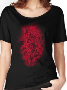 Red Warrior Women's Relaxed Fit T-Shirt