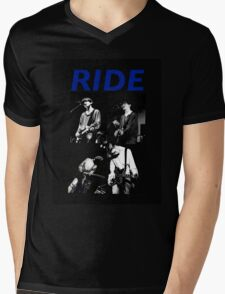 Ride Early 90s Mens V-Neck T-Shirt