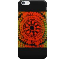 Scale Mandala 2 iPhone Case/Skin