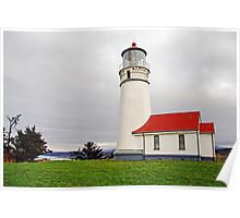 Cape Blanco Lighthouse Poster