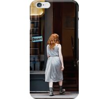 Back to Work iPhone Case/Skin