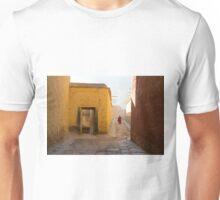 Tibetan monastery Unisex T-Shirt