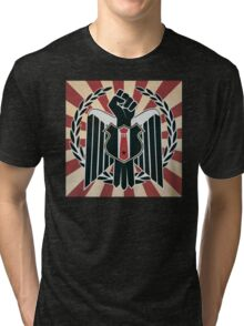 Authority and Rebellion Tri-blend T-Shirt