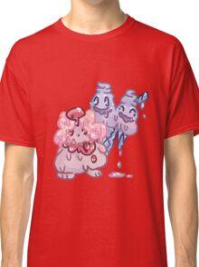 Sweets Pokemon - Slurpuff and Vanilluxe Classic T-Shirt