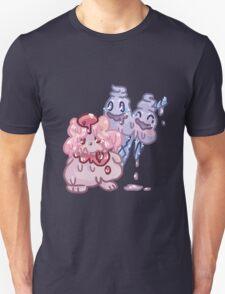 Sweets Pokemon - Slurpuff and Vanilluxe Unisex T-Shirt