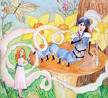 """""""Alice in Wonderland"""" by Nataliya Stoyanova"""