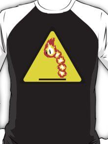 Fire Snake Hazard T-Shirt