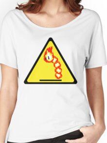 Fire Snake Hazard Women's Relaxed Fit T-Shirt