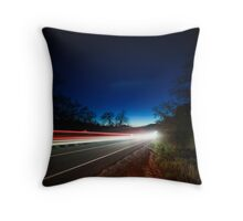 I Drove All Night Throw Pillow