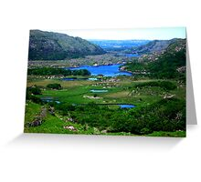 Ladies View - Ring of Kerry Greeting Card