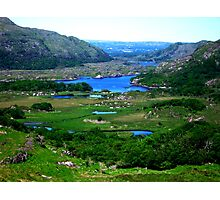 Ladies View - Ring of Kerry Photographic Print