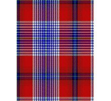 00501 A J Gallacher Tartan  Photographic Print