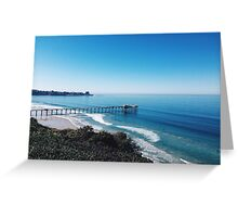 La Jolla  Greeting Card
