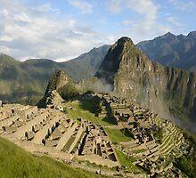 Machu Picchu by Milonk