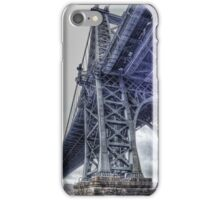 Williamsburg Bridge iPhone Case/Skin