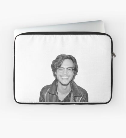 Matthew Gray Gubler Laptop Sleeve