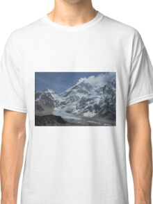 Mount Everest from Kala Patar Classic T-Shirt