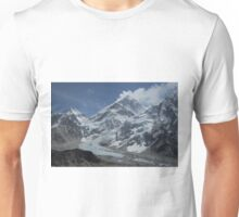 Mount Everest from Kala Patar Unisex T-Shirt