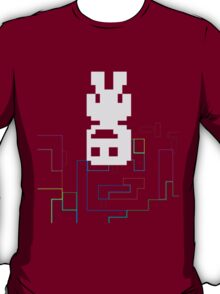Captain Veridian... and the Colors of Space [VVVVVV] T-Shirt