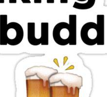 Drinking buddies - Swan Queen Sticker