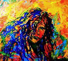Flaming Desire by Robin Monroe