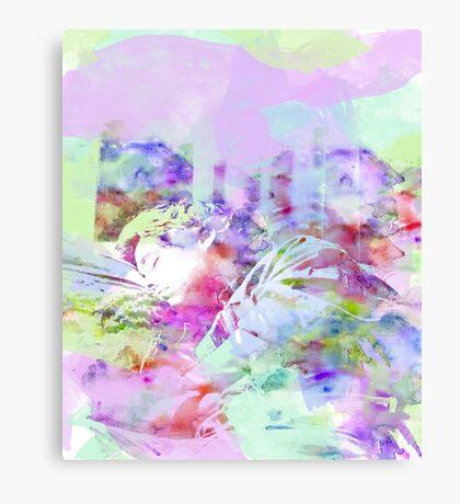 Sleppy Harry Canvas Print