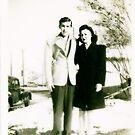 Ernest & Margie by Pat Moore